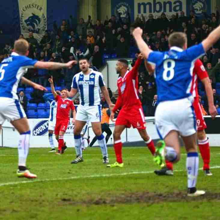 Bubble Burst! Chester and Wrexham Agree Derby Truce