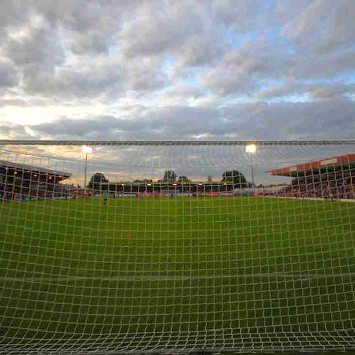 Harriers Friendly With Premier League Albion To Be Re-Arranged