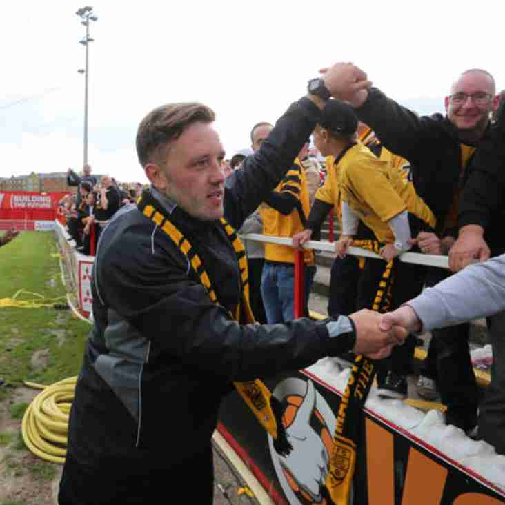 Maidstone Squad Better This Season Reckons Saunders