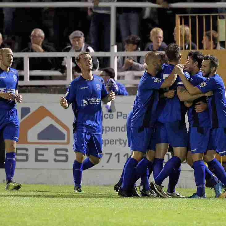 Chippenham Make History With Thumping Derby Win