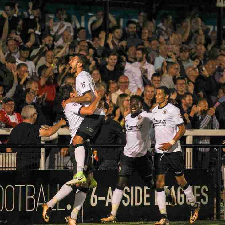 'Perfect' Bromley Hit Orient For Six!