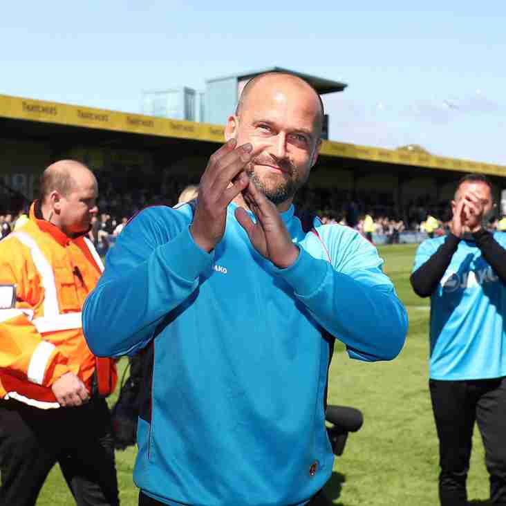 'Embarrassed' Nicholson Backs Gulls To Succeed
