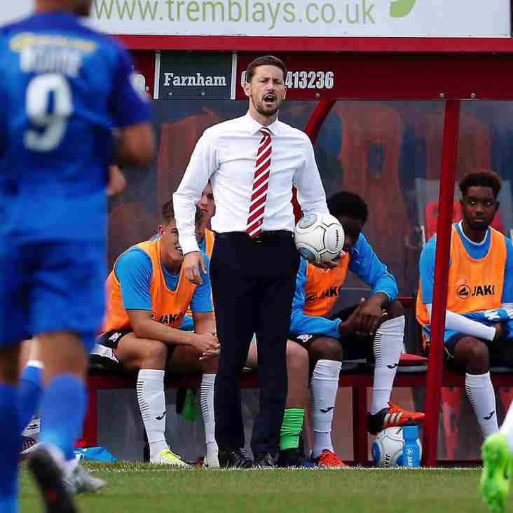 Orient Given Easy Ride At Woking Admits Limbrick