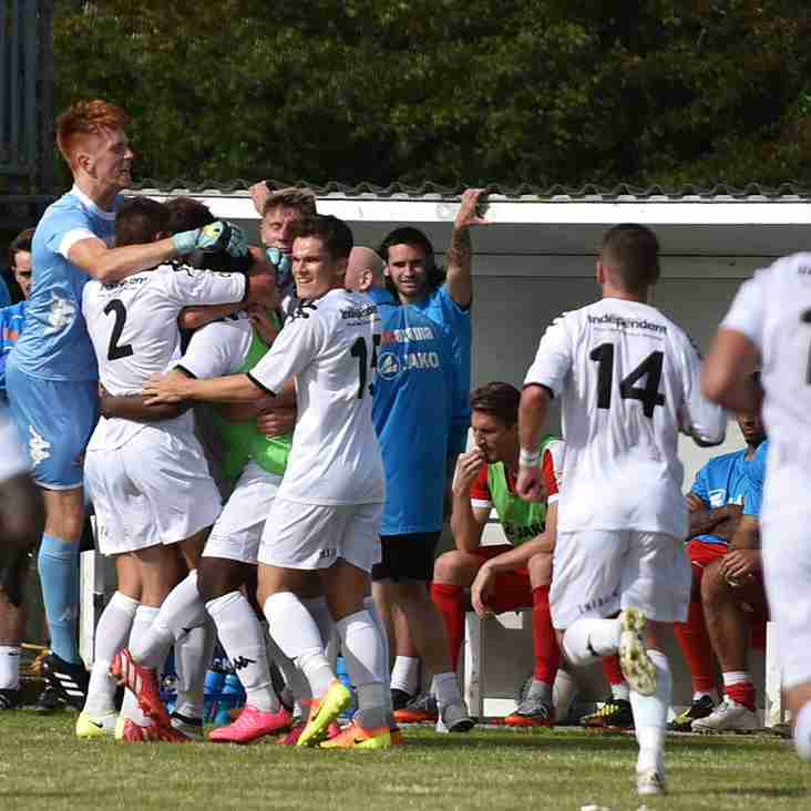 Truro Make It Three In A Row With Late Winner