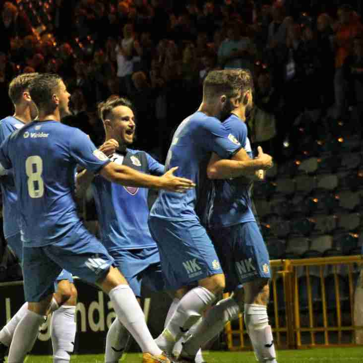 Ruthless Stockport Smash Six Past Ten-Man Southport