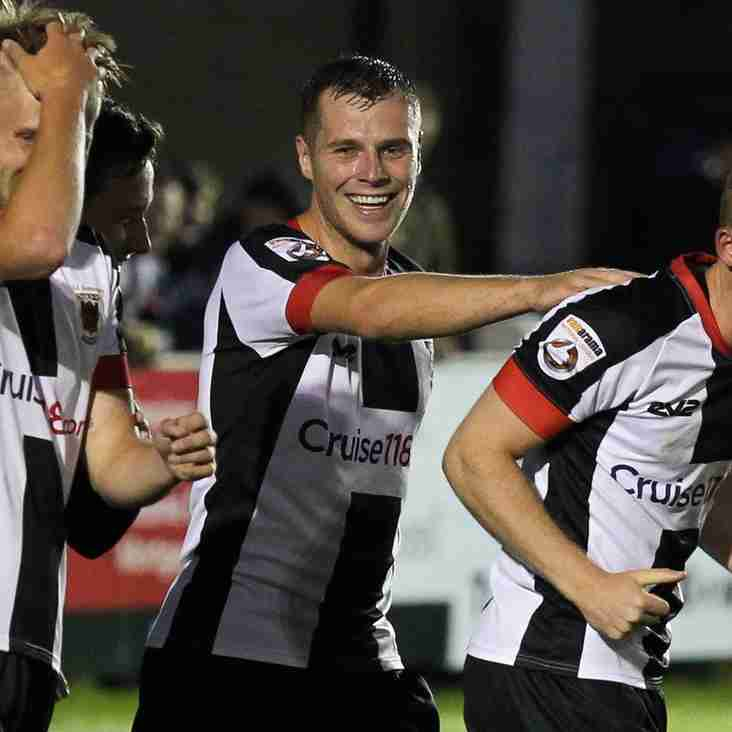 Chorley's Jansen Hails 'Best Performance'