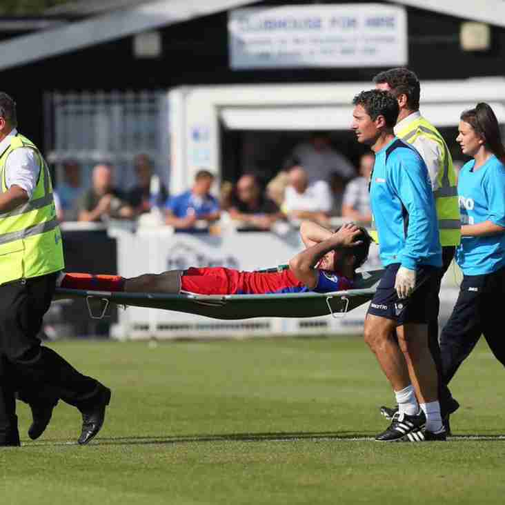 Shots' Big Injury Problems A First For Waddock