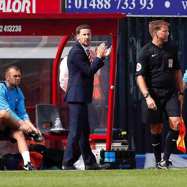 Limbrick Won't Use Stones' 3G Pitch As An Easy Excuse