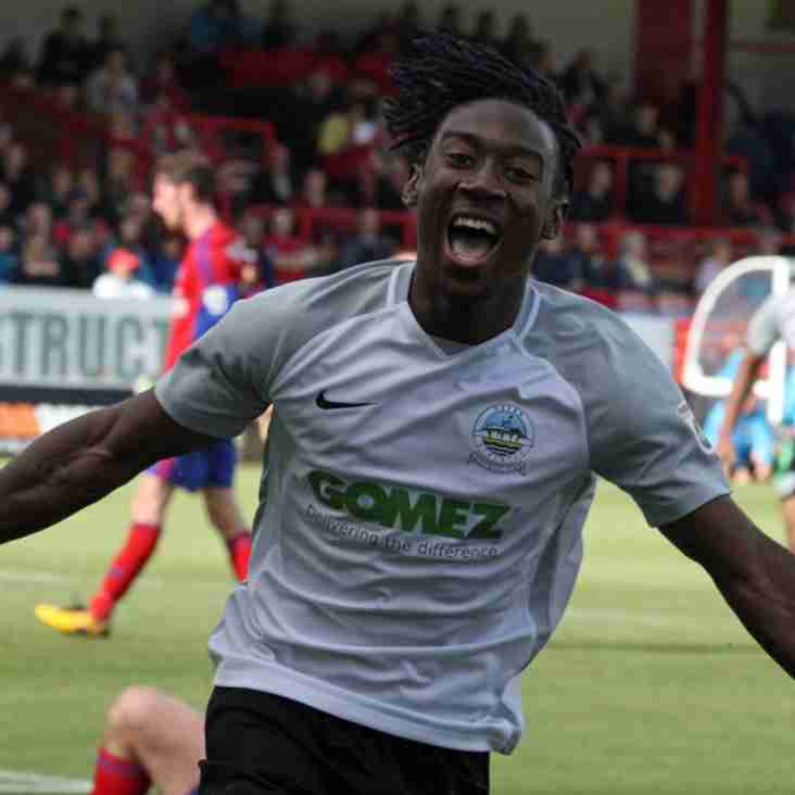 Kinnear Proud Of His Table Toppers Dover