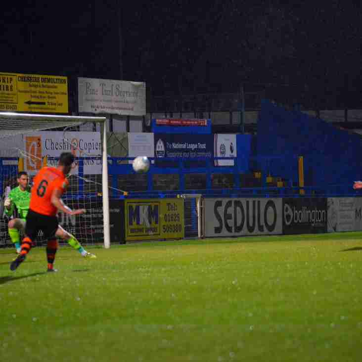 Fylde Must Stop Costly Goal Leak Says Challinor