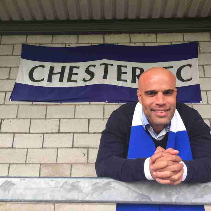 New Chester Boss Bignot: We Will Turn Things Around