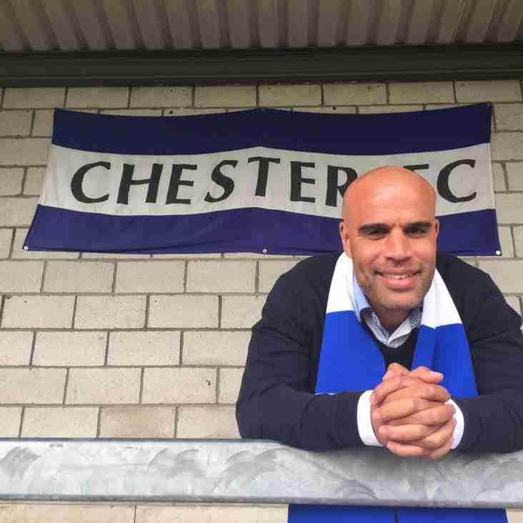 New Chester Boss Bignot: We Will Turn Things Around
