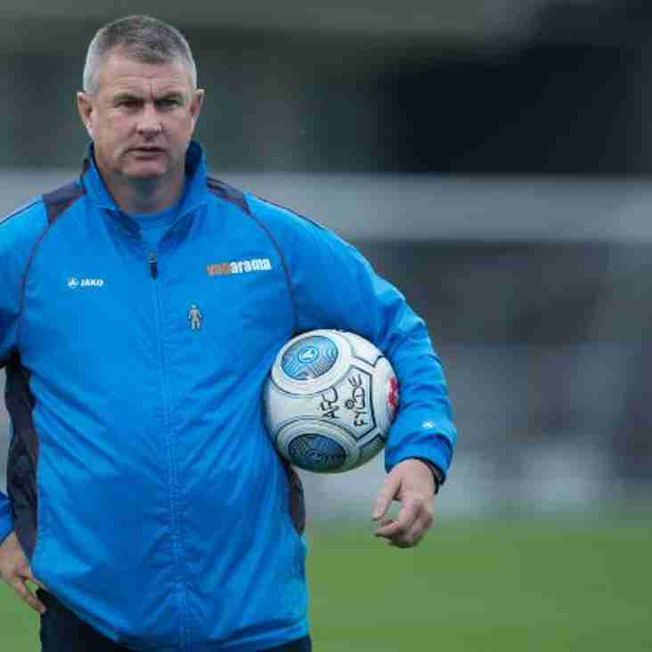 Barrow's New Manager Moore Targeting Football League End Goal