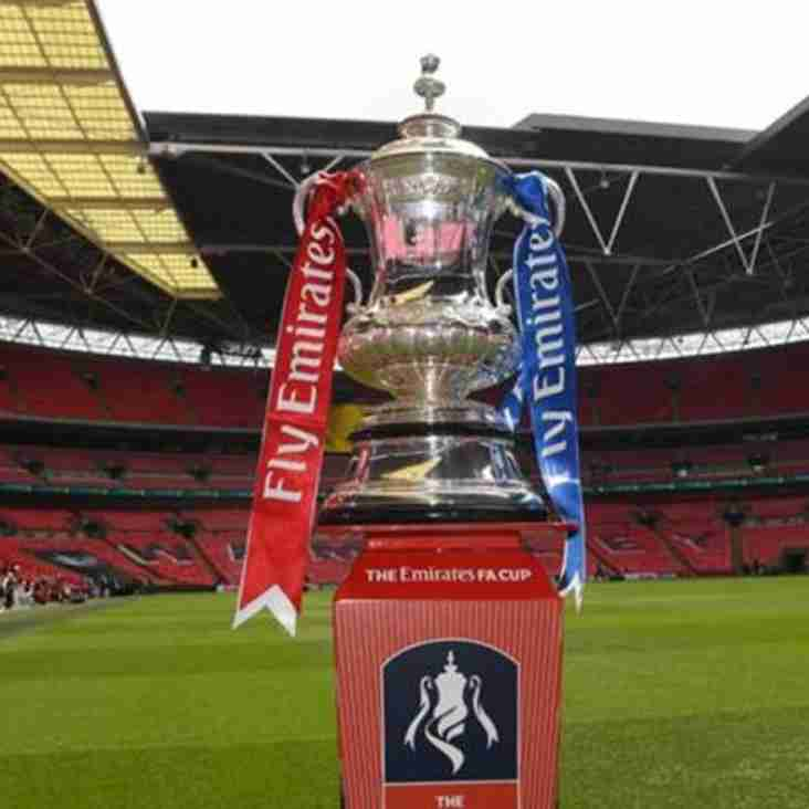 Chorley's FA Cup Tie At Ashton To Be Shown Live On The BBC