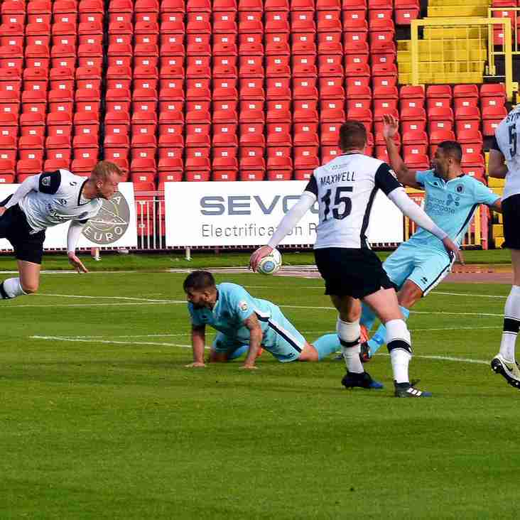 Gateshead Must Improve To Turn Draws Into Wins