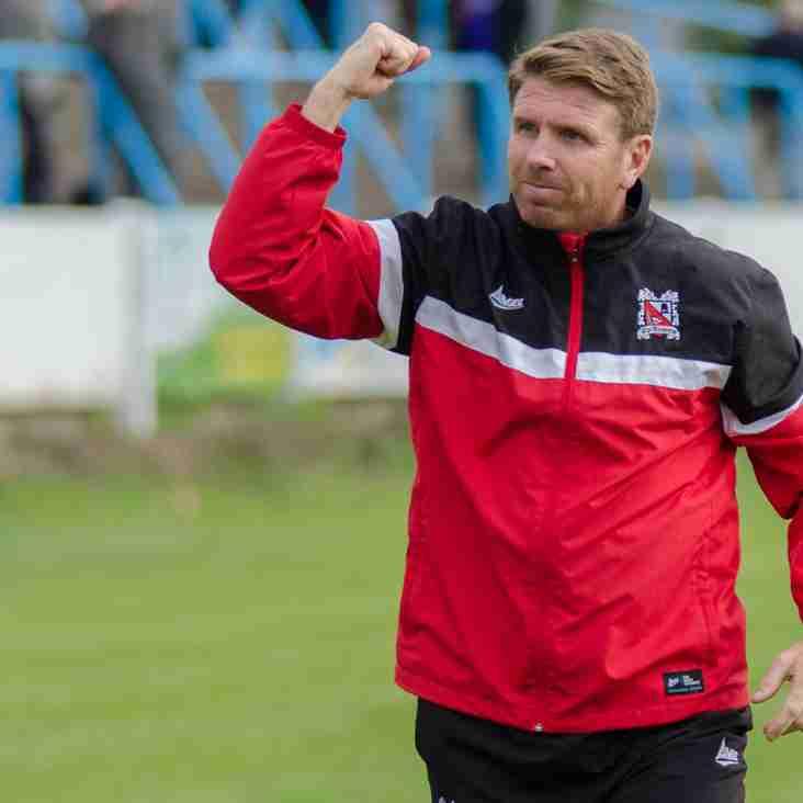 Darlington Manager Martin Gray Resigns