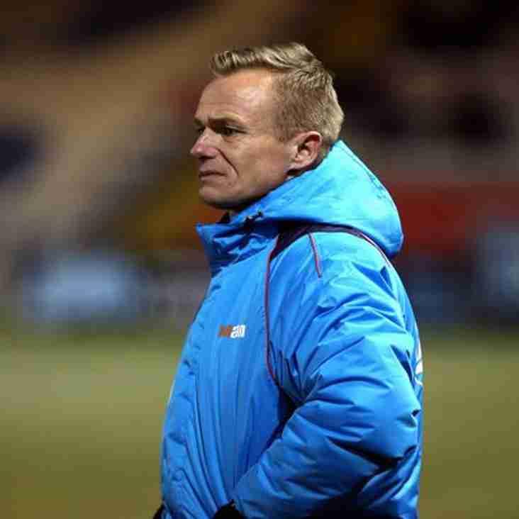 'Naive' Wrexham Didn't Take Their Chances Says Keates