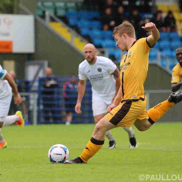 It'll Be Different This Time Says Doswell As Sutton Take on Dover