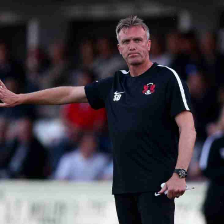 Davis Wants His Orient To Show Courage