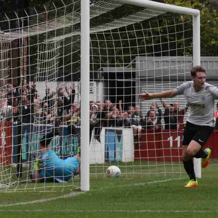 Young Dover Show Character To Rescue Last Gasp Point