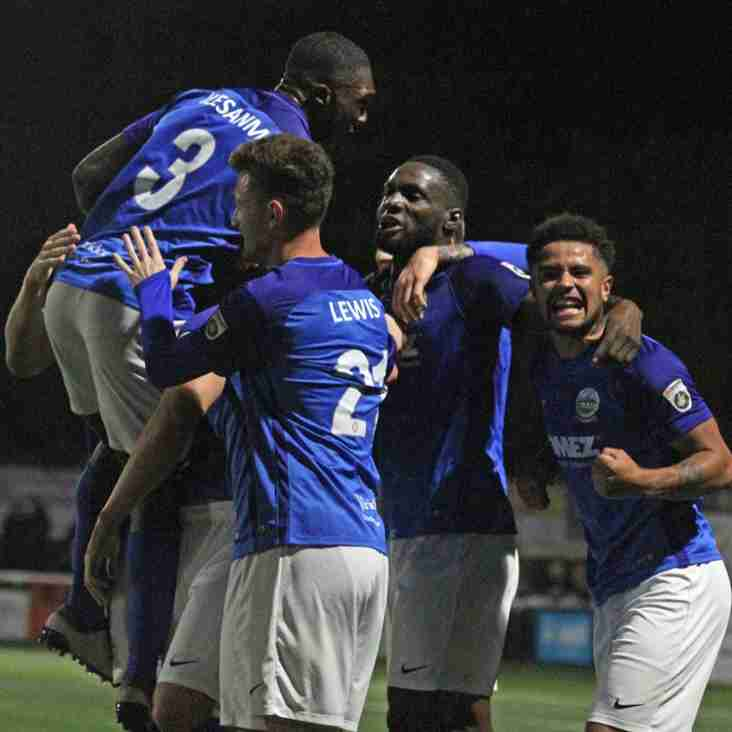 Dover Performance Best For A While - Kinnear