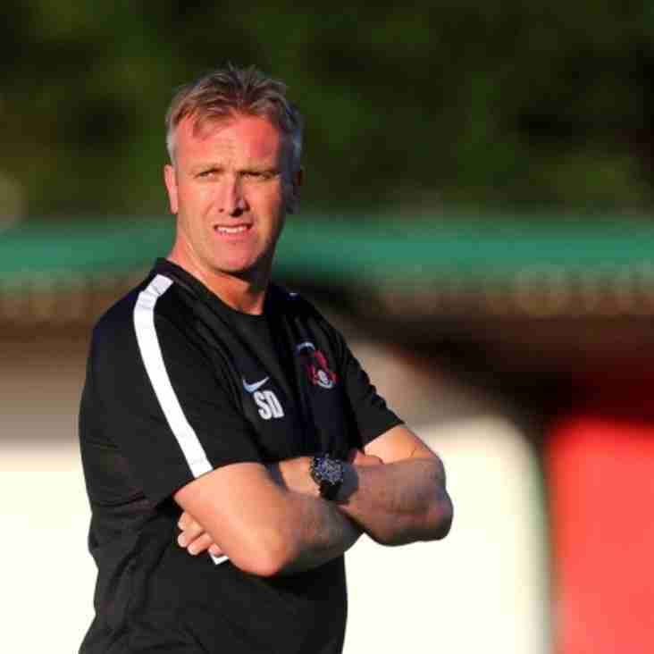 Davis Trying New Things To End Orient's Winless Run