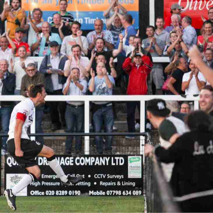 Big Kent Derby FA Cup Clash At Dover