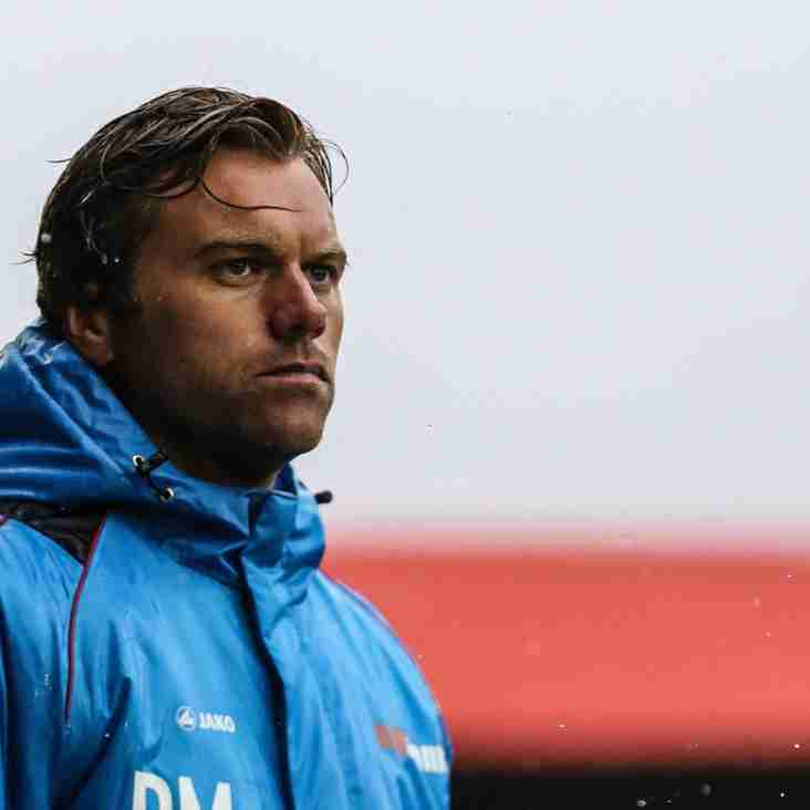 McMahon 'Bored' By Ebbsfleet's Cup Stalemate