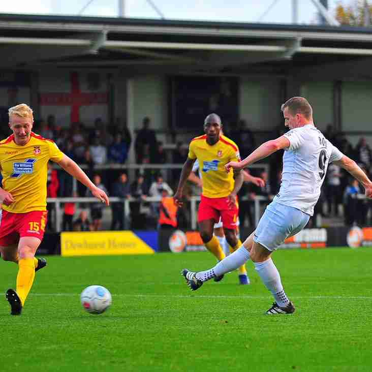 Fylde Must Build On FA Cup Win In National League