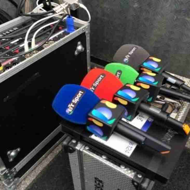 Chorley's FA Cup Tie To Be Broadcast By BT Sport