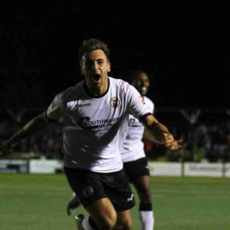 Smith Thrilled With Clean Sheet Against Woking