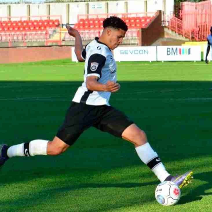 Ecstasy To Agony For Gateshead's Vassell