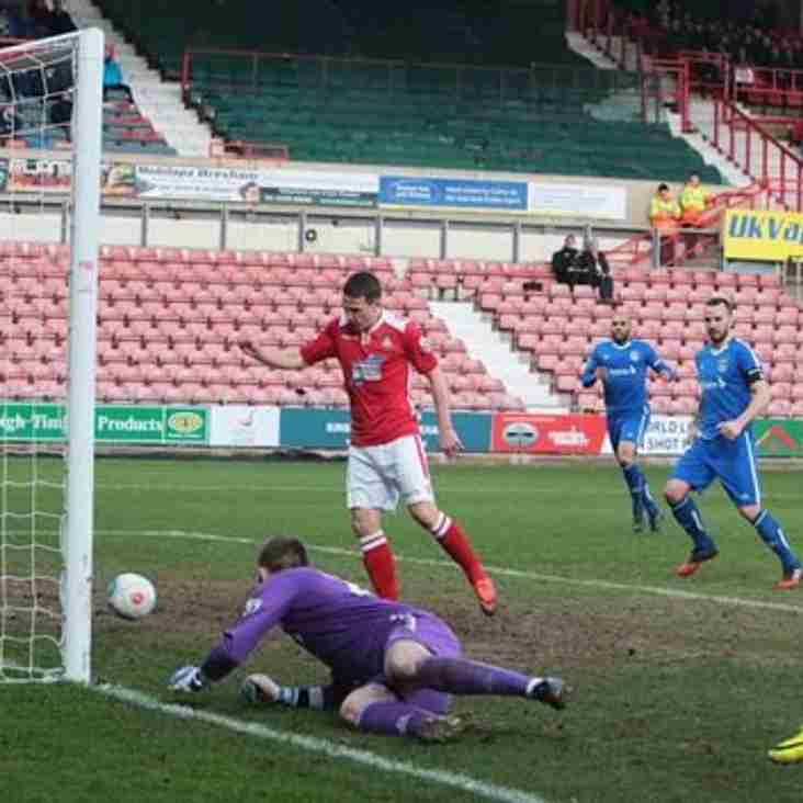 Lady Luck On Wrexham's Side Admits Keates