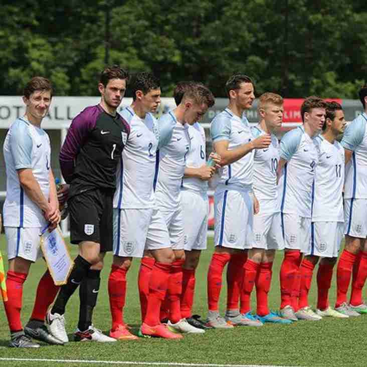 England C Squad Announced For International Challenge Trophy Final