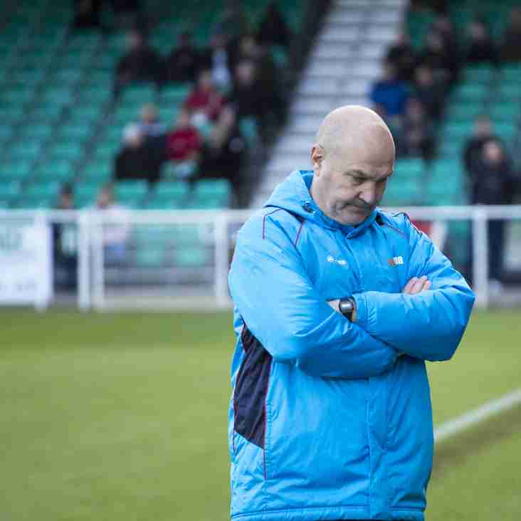 Hill Slams 'Embarrassing' Eastleigh Performance
