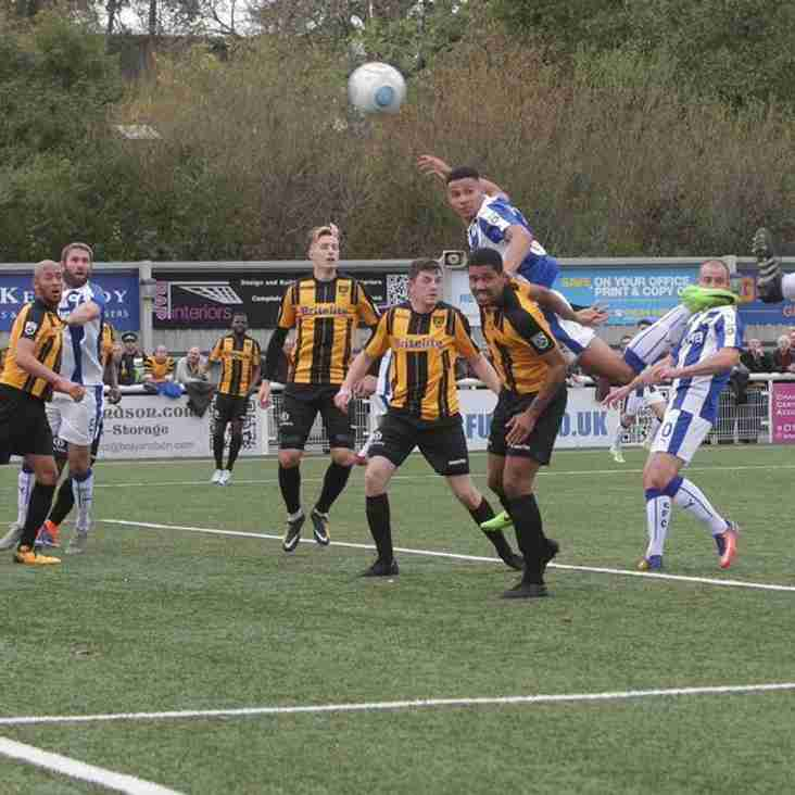 Chester Suffer Late Defeat This Time