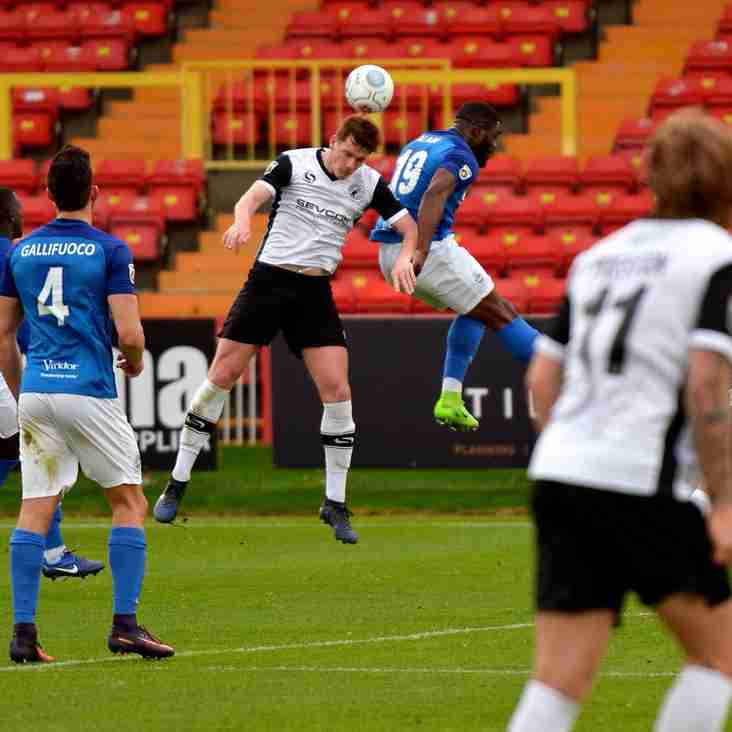 Kinnear Satisfied With Point To Keep Dover Top