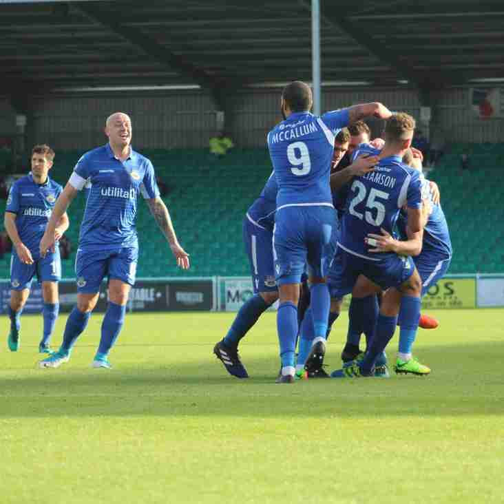 Eastleigh's Win At Macc Not A Surprise - Yeates