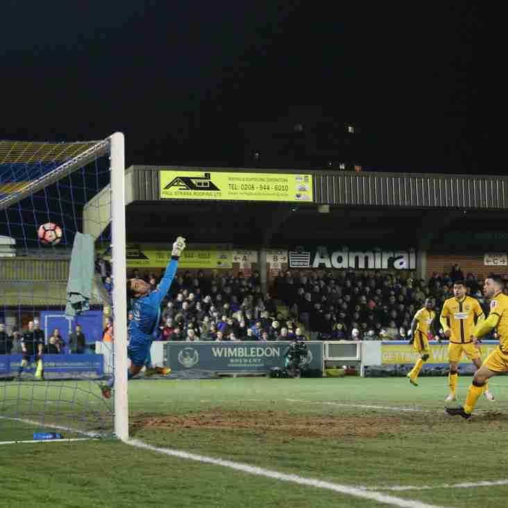 Sutton Have Free Hit At Cambridge Says Doswell