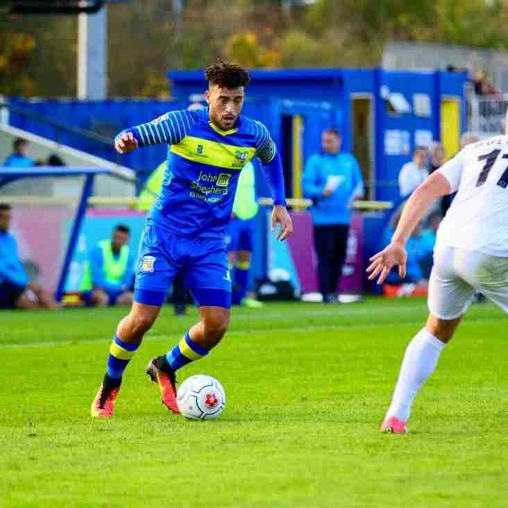No Pressure On Moors In FA Cup - Green