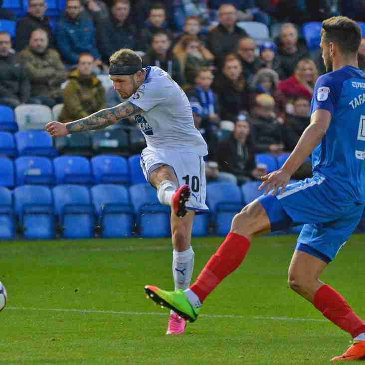 We Can Close The Gap - Tranmere's Norwood