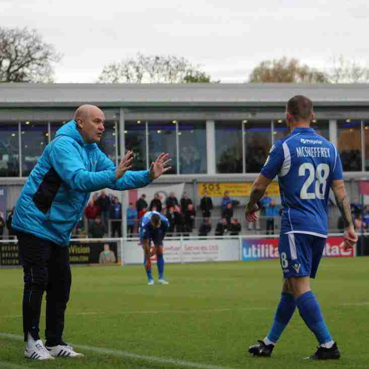 Eastleigh Cavalry Not Over The Hill Yet