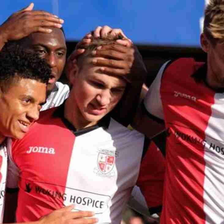 Woking Need To Play Their Cards Right At Bury