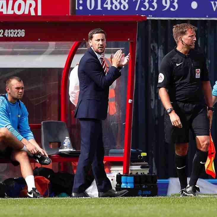Woking Stun Bury In Major FA Cup Upset