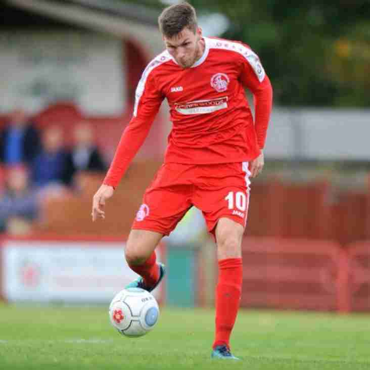 Hemel's In-Form Striker Moves On