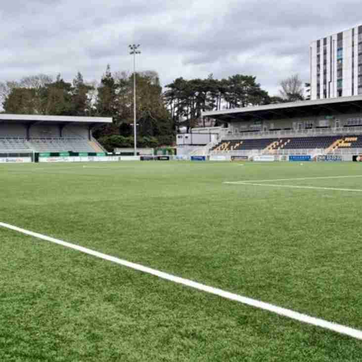 Maidstone's Ground Plans Are Back On Track