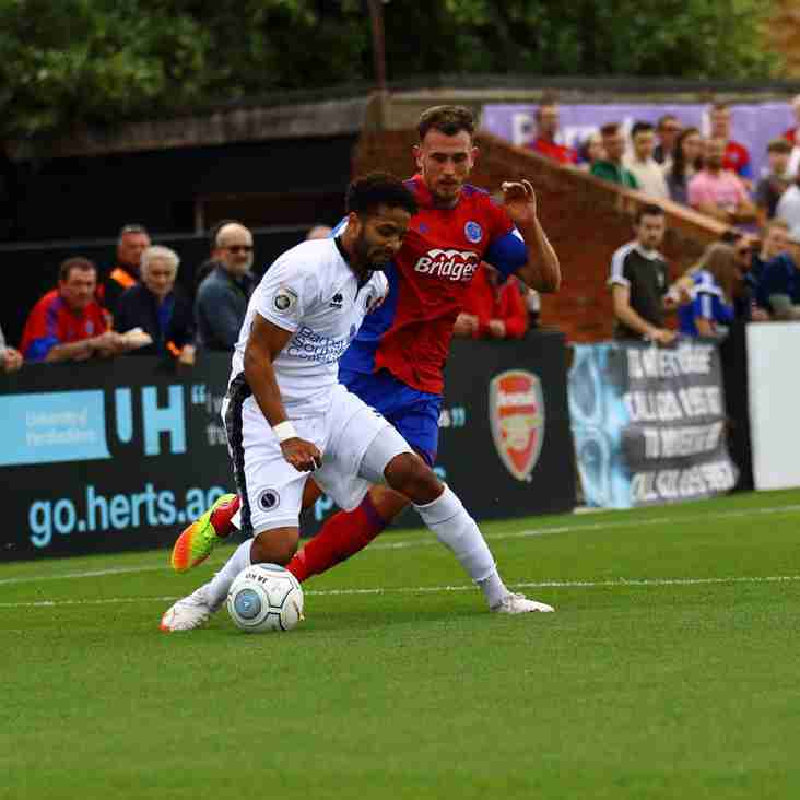 Andrade Into Double Figures As Wood Move Into The Play-Offs