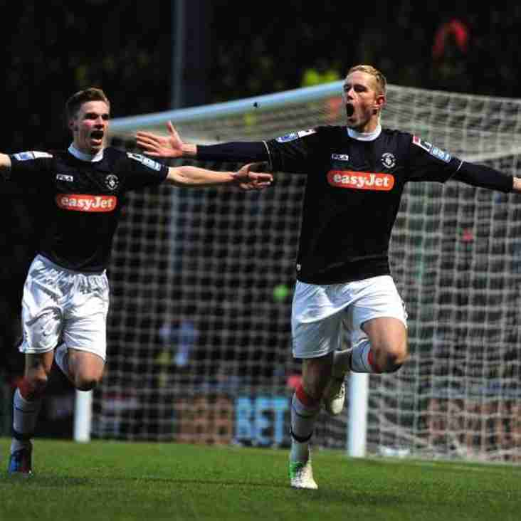 Great FA Cup Upsets - National League Edition