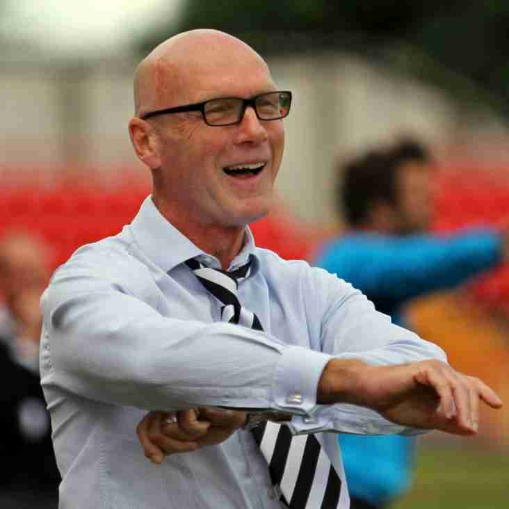 Aspin: South Shields Test Has Helped Squad