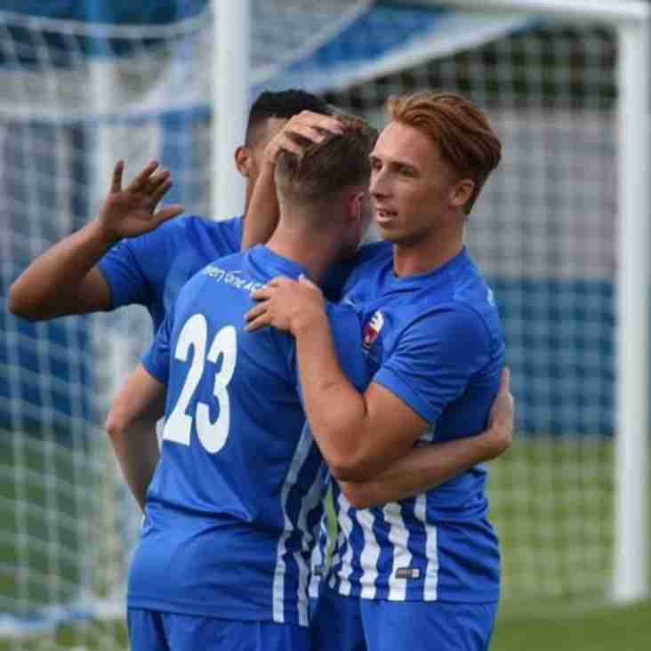 Wright Says It Has Been A Perfect Few Days For Nuneaton Town